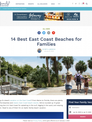 BHI – Family Vacation