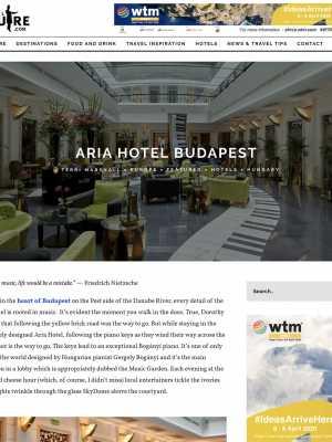 LHC-Aria Hotel Budapest-Travel Squire