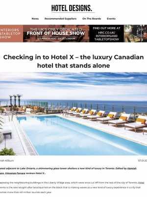 LHC-Hotel X-Hotel Designs