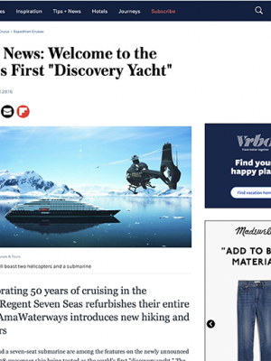 SE – Afar-Cruise News