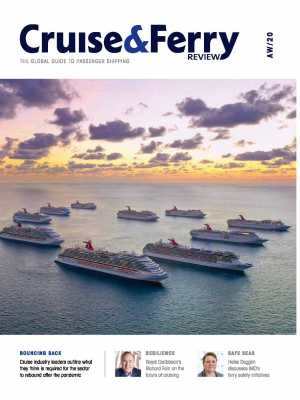 Cruise & Ferry Magazine Interview with Scenic Group's Glen Moroney