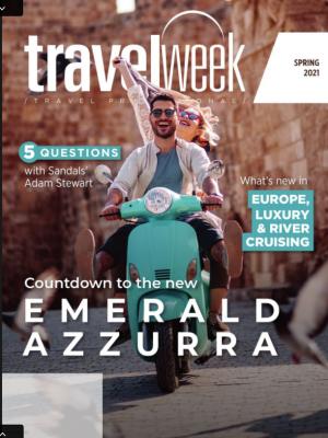 Emerald Cruises Travel Week Canada