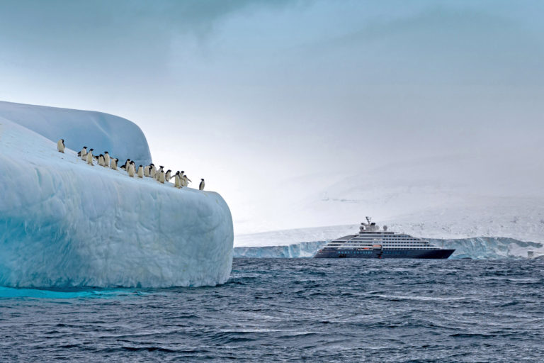 Scenic Eclipse Antarctica
