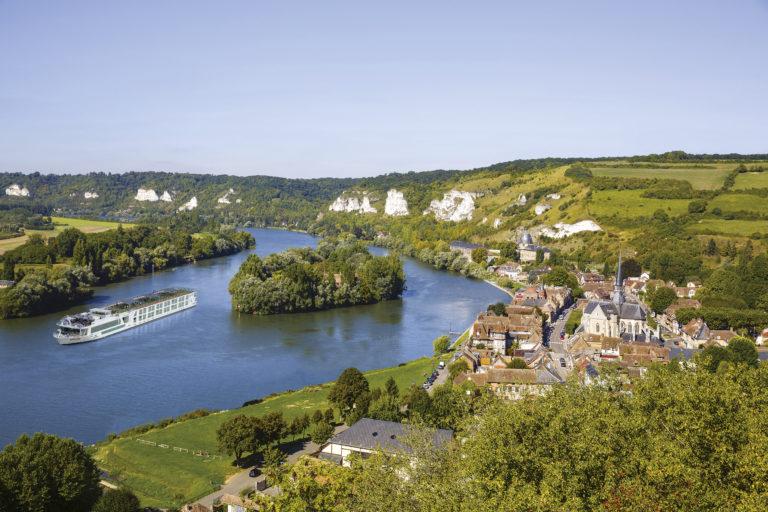 Europe, France, Northern France, Normandy, Les Andelys