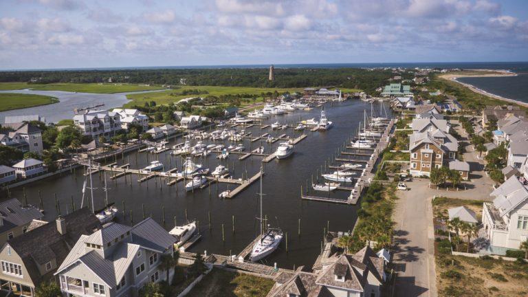 Harbour aerial